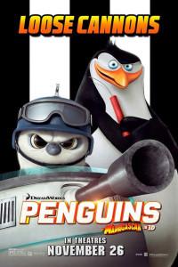 Pep Papell - Actor de doblaje - Pingüinos de Madagascar